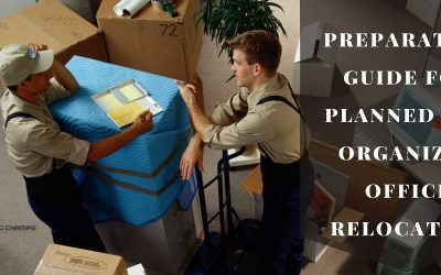 Preparation Guide For Planned And Organized Office Relocation