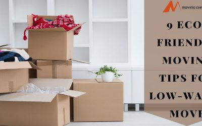9 Eco-Friendly Moving Tips For Low-Waste Move