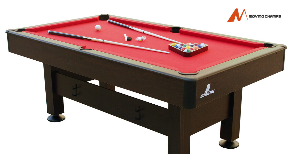 Pool Table Removalists in Carss Park, Sydney Greater, NSW Australia