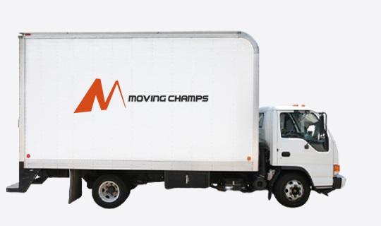 Moving trucks Prices